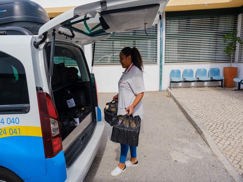 Serviço de Apoio Domiciliário (SAD)