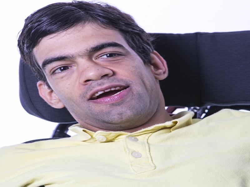 Mário Diogo Barata- Cliente do Lar Residencial e do CAO