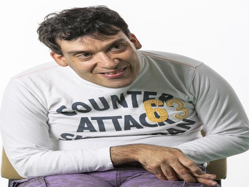 Marco Ângelo Maurício - Cliente do Lar Residencial e do CAO