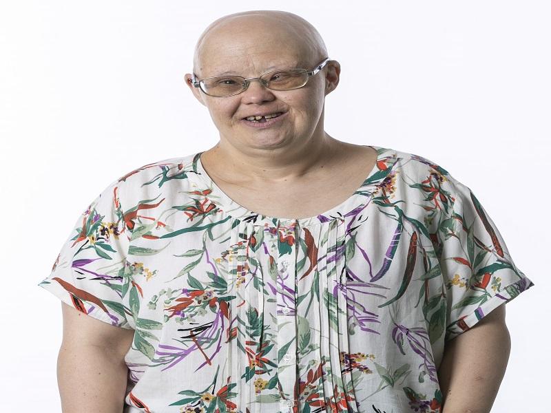 Ana Judite Cardoso - Cliente do Lar Residencial e do CAO