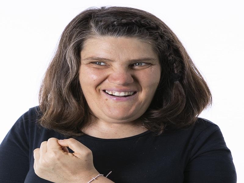 Isabel Carneireiro - Cliente do Lar Residencial e do CAO